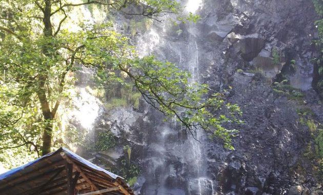 curug cigamea gunung bunder bogor