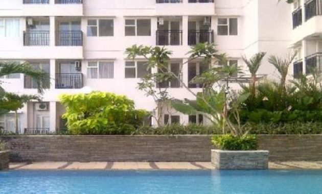 margonda residence 3 sewa harian