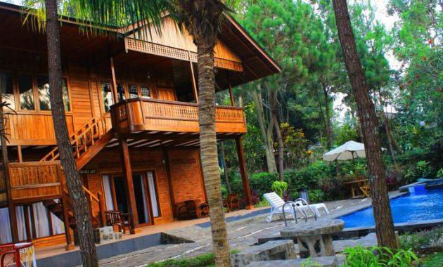 outbond resort rumah jambuluwuk tapos ciawi bogor