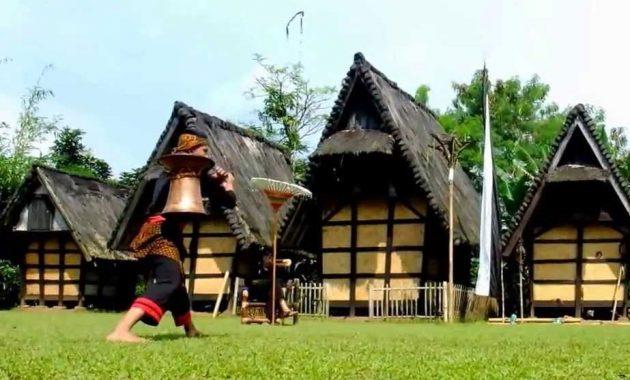 wisata letak cara ke kampung budaya sindangbarang ciapus bogor alamat