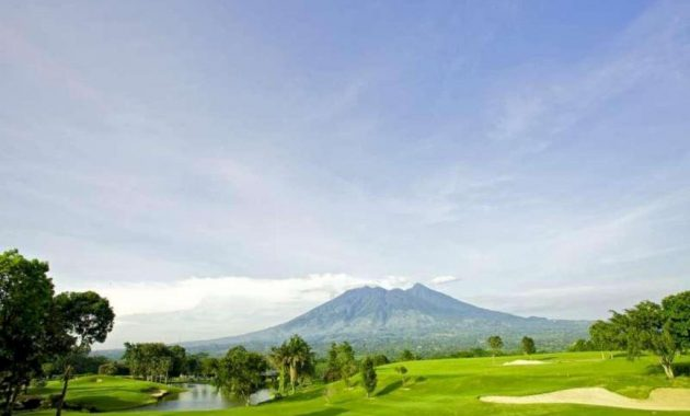hotel rancamaya golf & country club agoda booking bogor
