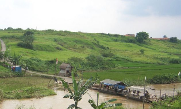 lokasi villa kampung awan puncak