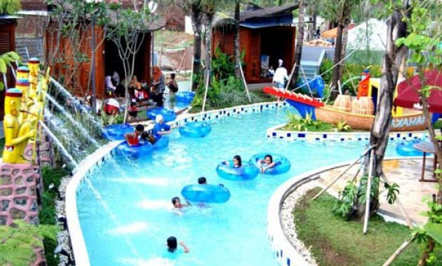 review the jungle waterpark bogor