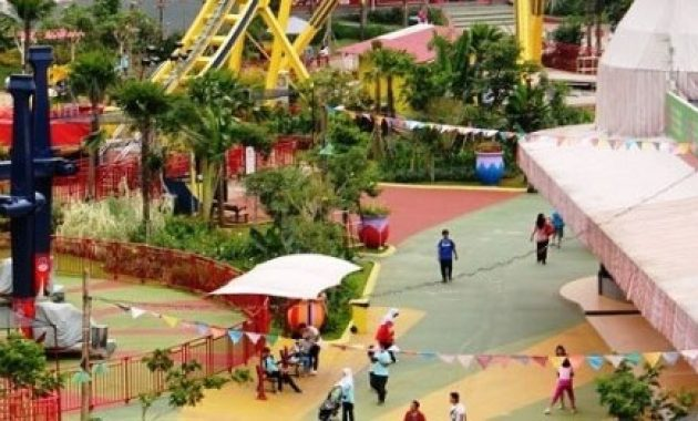 tiket jungleland adventure theme park sentul city