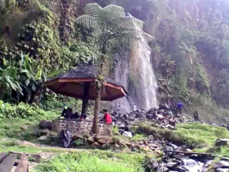 Menguak Fakta Misteri Curug Cibeureum Gunung Gede Pangrango